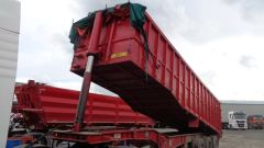 C123456 STEEL BODY TIPPING TRAILER - 1188 - 3