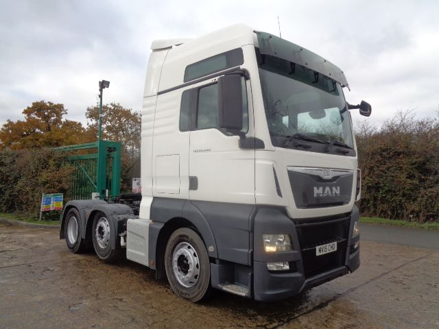 Used MAN TGX in Swindon for sale