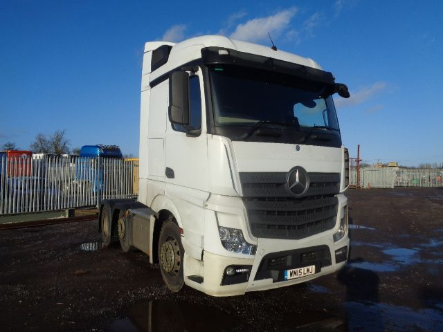 Used MERCEDES ACTROS in Swindon for sale
