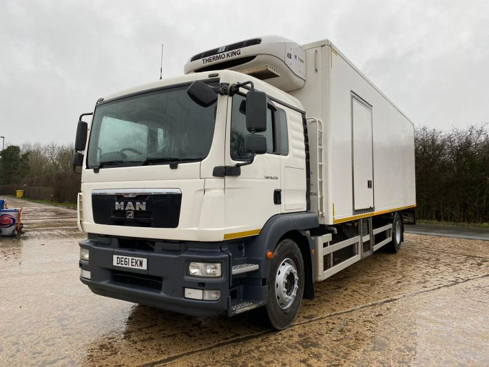 Used MAN TG-M in Swindon for sale