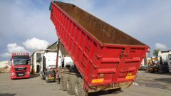 C123456 STEEL BODY TIPPING TRAILER - 1188 - 15