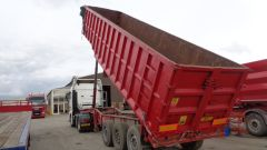 C123456 STEEL BODY TIPPING TRAILER - 1188 - 9