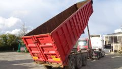 C123456 STEEL BODY TIPPING TRAILER - 1188 - 14