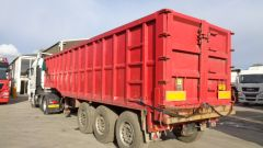 C123456 STEEL BODY TIPPING TRAILER - 1188 - 2
