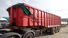 C123456 STEEL BODY TIPPING TRAILER - 1188 - 1
