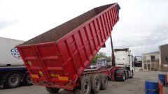 C123456 STEEL BODY TIPPING TRAILER - 1188 - 10