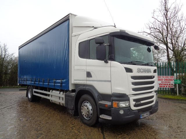 Used SCANIA G-SRS D-CLASS in Swindon for sale