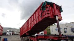 C123456 STEEL BODY TIPPING TRAILER - 1188 - 4