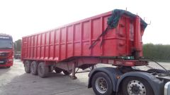 C123456 STEEL BODY TIPPING TRAILER - 1188 - 16