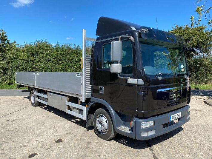 Used MAN TGL in Swindon for sale