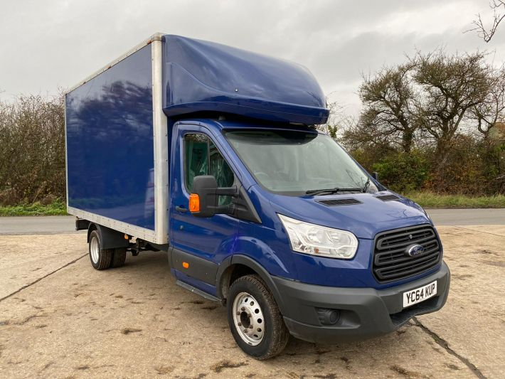 Used FORD TRANSIT LUTON in Swindon for sale