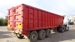 C123456 STEEL BODY TIPPING TRAILER - 1188 - 17
